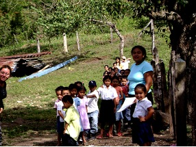 nutrition and education volunteer program in nicaragua